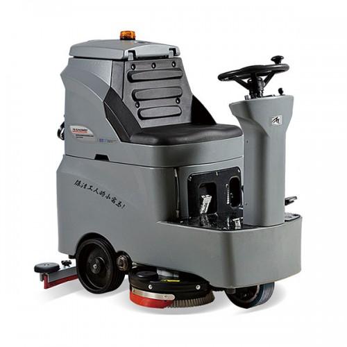GM-Mini Поломоечная машина с посадочным местом для оператора