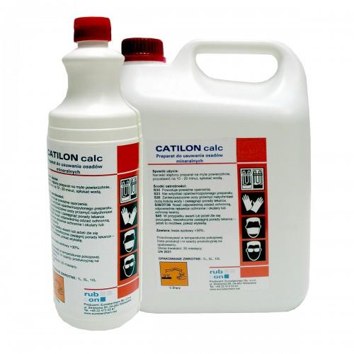 CATILON CALC/1 Средство для удаления известкового налета, накипи, ржавчины в посудомоечных машинах