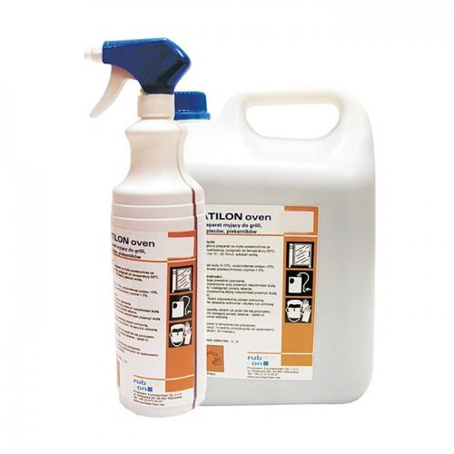 CATILON OVEN Средство с распылителем для мытья грилей, противней, пароконвектоматов 1л
