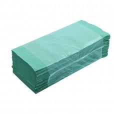 Wepa Листовые полотенца для рук, зелёные