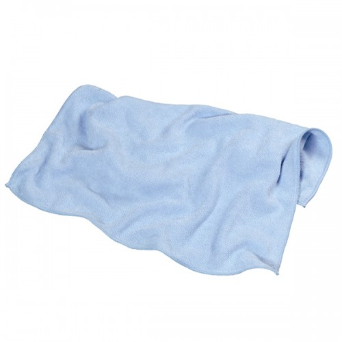 Microfibre салфетка голубая