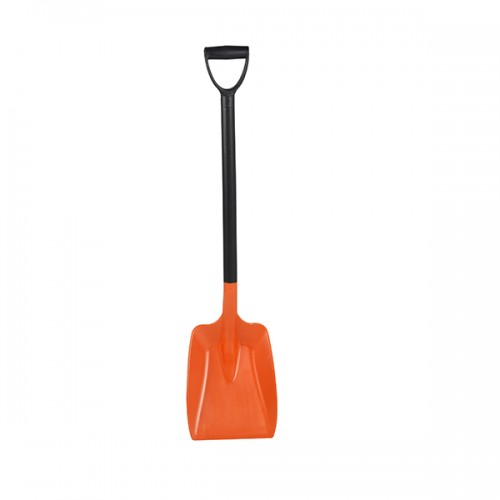 Лопата с легкой рукояткой и D-образной насадкой