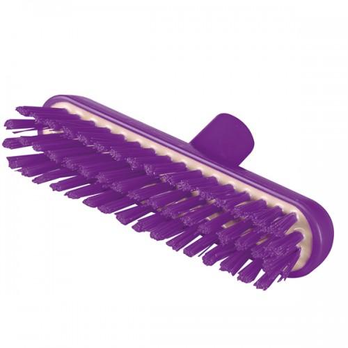 Anti-Microbial экстра жесткая щетка 230mm для пола