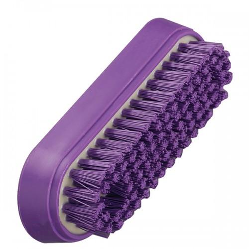 Anti-Microbial жесткая 122mm щетка для ногтей