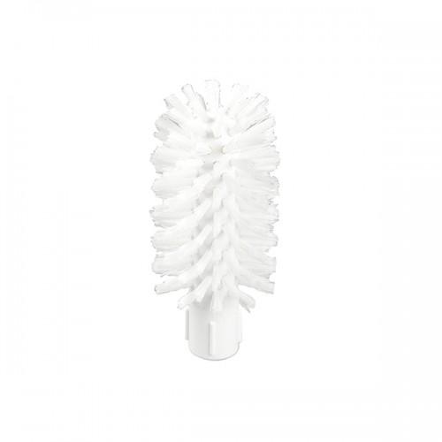 Пластиковая щетка для очистки труб средней жесткости