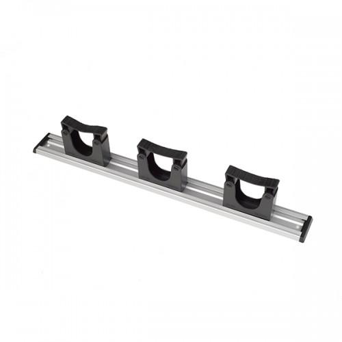 515mm алюминиевый держатель инвентаря (3 x HOLD2)