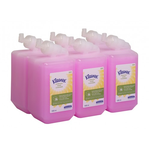 Kimberly Clark Жидкое мыло-лосьон для рук (дозатор арт.6948 Aquarius)