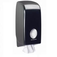 Aquarius Держатель для листовой туалетной бумаги черный