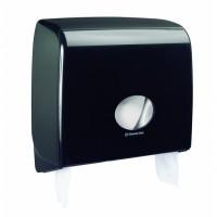 Aquarius Держатель для туалетной бумаги в больших рулонах, черный