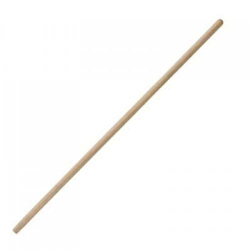 Деревянная рукоятка 1200mm x 28mmø
