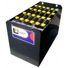 Тяговые аккумуляторы S.I.A.P. для погрузчиков и штабелеров