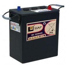 S.I.A.P 3 GEL 265 тяговая гелиевая аккумуляторная батарея